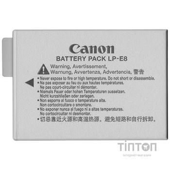 Акумулятор до фото/відео Canon LP-E8 (4515B002)