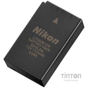 Акумулятор Nikon EN-EL20a
