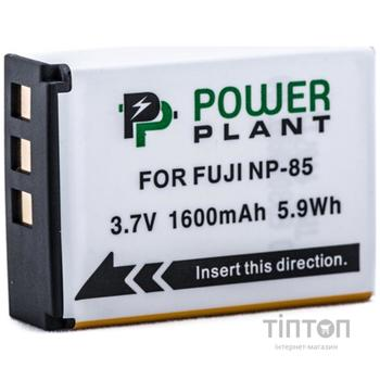 Акумулятор PowerPlant Fuji NP-85 (DV00DV1315)