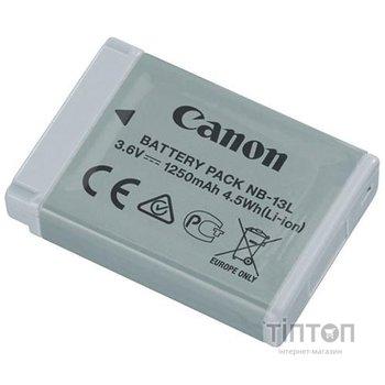 Акумулятор до фото/відео Canon NB-13L (9839B001)