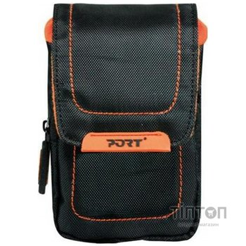 Чохол Port Designs Ibiza S Black чорно-оранжева
