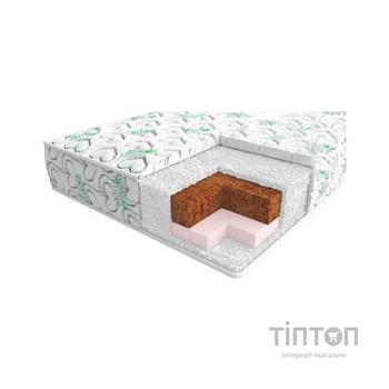 Матрац для дитячого ліжечка Верес Bamboo Comfort+ 10 см (51.8.03)