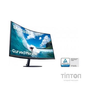 Монітор Samsung LC27T550FDIXCI