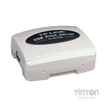 Принт-сервер TP-LINK TL-PS110U USB