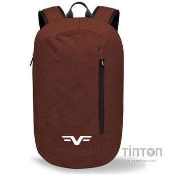 """Рюкзак для ноутбука 15.6"""" Frime Keeper Dark red"""