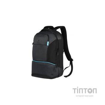 """Рюкзак для ноутбука Acer 15.6"""" PREDATOR HYBRID, BLACK WITH TEAL BLUE (NP.BAG1A.291)"""