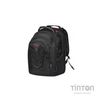 "Рюкзак для ноутбука Wenger 17"" Ibex Ballistic Black (605501)"