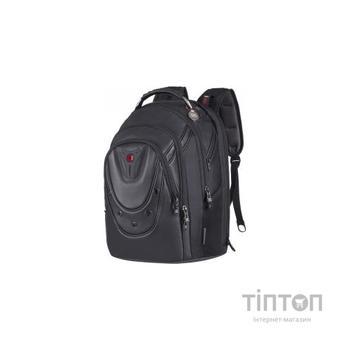 "Рюкзак для ноутбука Wenger 17"" Ibex Black Leather (605499)"