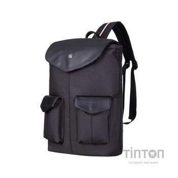 "Рюкзак для ноутбука Wenger 14"" MarieJo Convertible Sling Black (604801)"