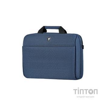 "Сумка для ноутбука 2E 16"" Melange, Blue (2E-CBN9165NV)"