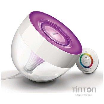 Світильник настільний декоративний Philips LIC Iris LivingColors Remote control Clear