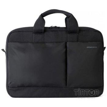 "Сумка для ноутбука Tucano 16"" Piu Bag black (BPB15-BK)"