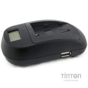 Зарядний пристрій для фото EXTRADIGITAL DC-500 для Nikon EN-EL14 (CHN5141)