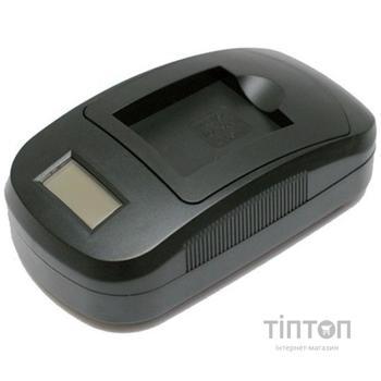 Зарядний пристрій для фото EXTRADIGITAL для Canon LP-E6 (LCD) (DV0LCD3030)