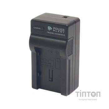 Зарядний пристрій для фото PowerPlant Canon BP-808 (CH980031)
