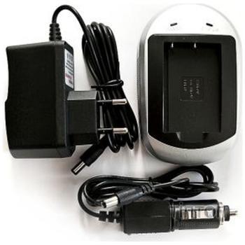 Зарядний пристрій для фото PowerPlant Olympus Li-40B, Li-42B, D-Li63, KLIC-7006, EN-EL10, NP-45 (DV00DV2043)